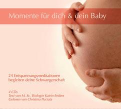 MOMazing CD-Tipp: Momente für dich und dein Baby