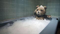 Du hast gesagt ich würde beim Waschen nicht eingehen!
