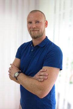 Torben Fedder - Physiotherapeut und Heilpraktiker (Physiotherapie)