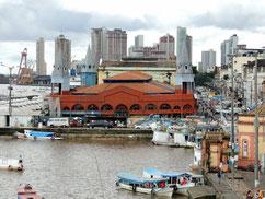 der Hafen von Belem