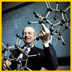 Linus Pauling, padre de la Nutrición Ortomolecular Herbolario Alquimista Arrecife Lanzarote