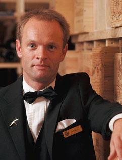 Der Spitzensommelier Gunnar Tietz wechselt zu OTTO GOURMET  Bildquelle: OTTO GOURMET