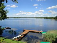 Reiterhof in Masuren, Ermland und Masuren, Polen