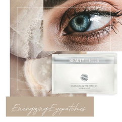 Beauty Hills, Kosmetik, Energizing Eye Patches, Eyepatch, Tigergras, Augenpflege