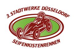 e-Bike als Gewinn beim Seifenkistenrennen in Düsseldorf