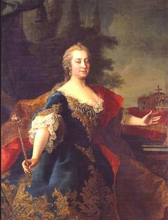 Kaiserin Maria Theresia (Copyright: Schloß Schönbrunn Kultur- und Betriebs G.m.b.H.)