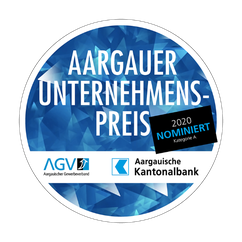 Aargauer Unternehmenspreis 2020