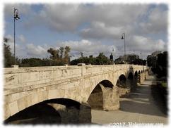 El Puente de San José se remonta al primer tercio del siglo XIV.