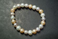 Bracelet en perles de culture