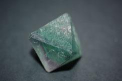Fluorine en octaèdre
