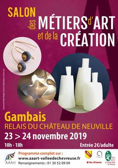 Salon des Métiers d'Art Gambais