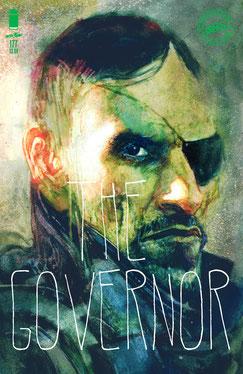 The Walking Dead #177 cover B by Sienkiewicz