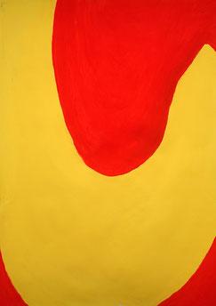 Begleitetes Malen/personenorientiertes Malen im Atelier farbennest