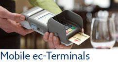 Miete und Kauf von mobilen EC- und Kreditkarten-Transaktionsterminals