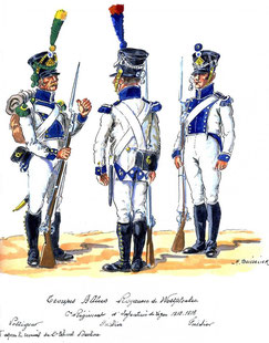 infanterie de ligne westphalienne