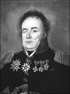 Général Durutte, commandant la 32ème division d'infanterie