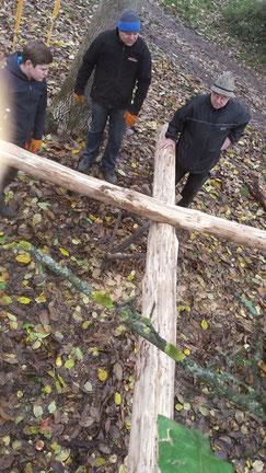 So soll das Kreuz mal aussehen