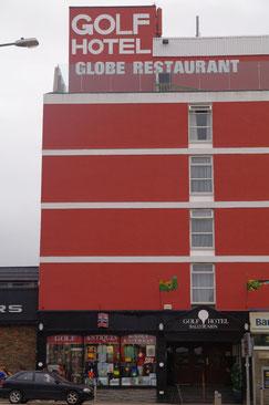 アイルランド ホテル