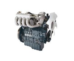 kubota moteur