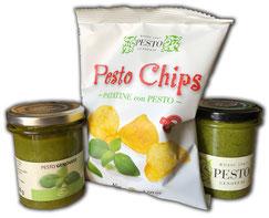 pesto - pestochips - nudeln mit pesto- pesto genovese - pesto online kaufen - pesto kaufen - pesto frisch -frisches pesto - pesto Rezept - woher kommt pesto