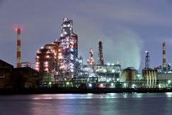 04-13 話題の川崎工場夜景と産業観光バスツアー