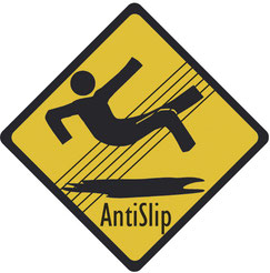 Antislip-Beschichtung für Duschwannen