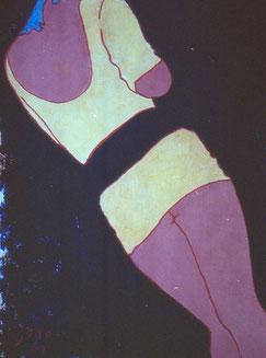 vrouwfiguur 1989