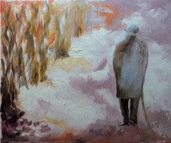 winterlandschap 1982