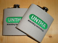Untha - shredding technology