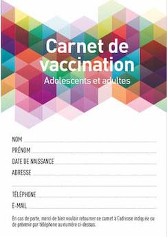 carnet de vaccination cabinetsagesfemmestuya