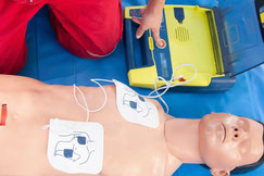 AED-Training / Wiederbelebung