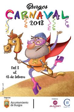 Programa del Carnaval de Burgos