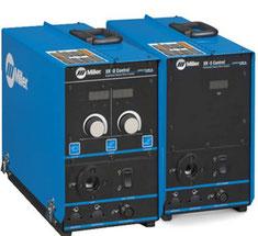 Alimentadores de Alambre Miller XR-S Controls