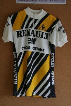 vidéo équipe cycliste RENAULT ELF cliquez ici