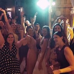 Hochzeitsband für Hochzeitsfeier, Trauung, Agape, Feier, Afterparty