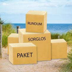 All Inclusive Rundum Sorglos Paket für Hochzeiten