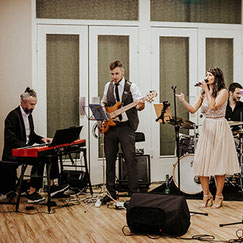 Hochzeitsband, Partyband, Liveband, Showband