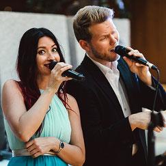 Sänger für Trauungen und Zeremonien
