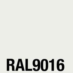 farbiges ESG Glas RAL 9016