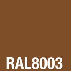 farbiges ESG Glas RAL 8003