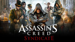2015 - Décor Assassin's Creed Syndicate - Ubisoft