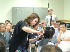 荒木美智子 先生