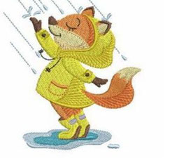 DANCE IN THE RAIN: FÜCHSLI
