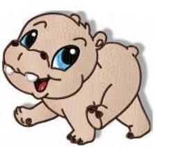 BABY HIPPO SERIE 6
