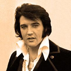 Foto: Elvis Presley, 1970