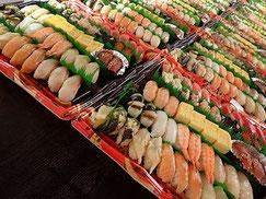 中央区 年末年始 営業する宅配寿司