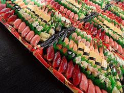 渋谷区 年末年始 営業する宅配寿司