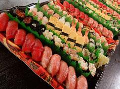 台東区 年末年始 営業する宅配寿司