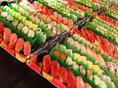 港区白金台 寿司 デリバリー