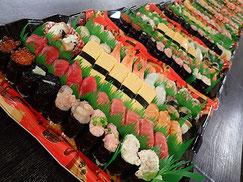 港区 年末年始 営業する宅配寿司